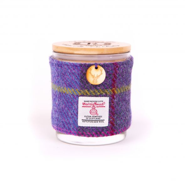 Harris Tweed Candle | Tweed