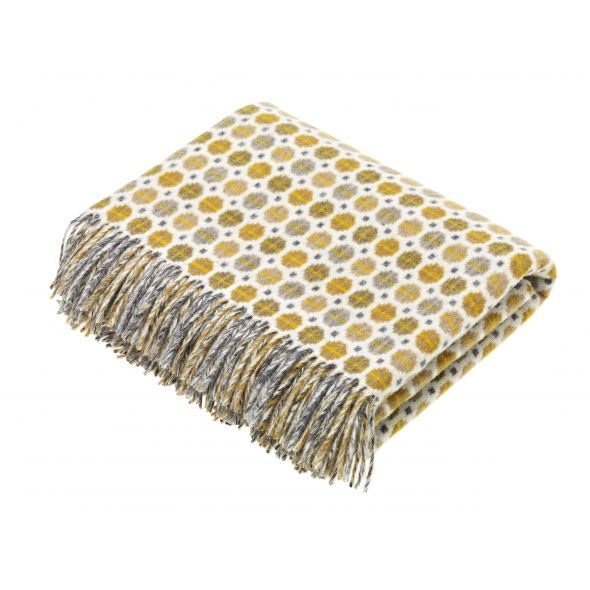 Bronte By Moon Throw | Milan Gold