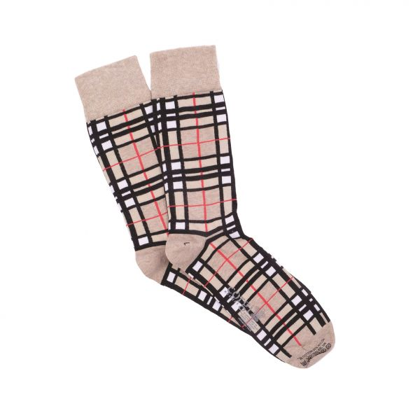 Men's Cotton Socks | Camel