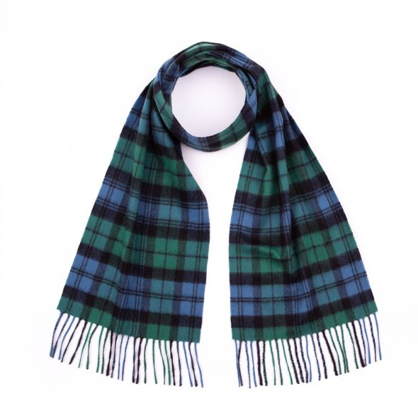 Lambswool Clan Scarf | Campbell Clan Ancient