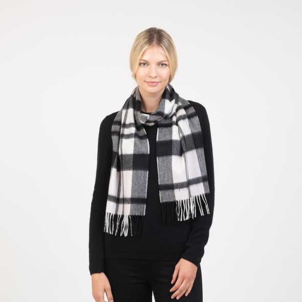 Cashmere Scarf | Super Exploded Thompson Baby Pink