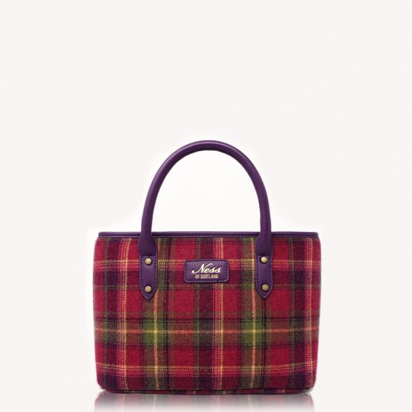 Beauly Tweed Tote | Morningside Classic