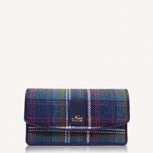 Fortingall Tweed Clutch | Ness Jewel