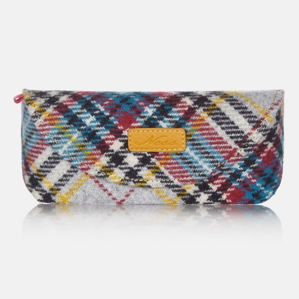 Phillipa Glasses Case | Shandwick Check