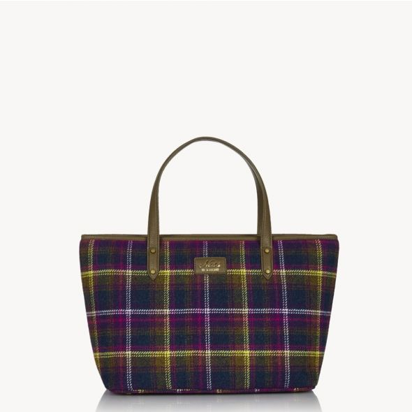 Strathy Tweed Tote | Old Town Classic