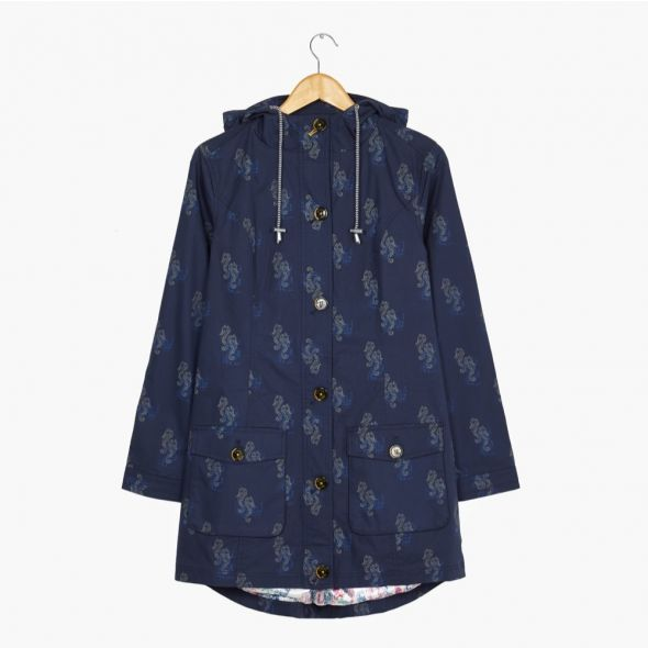 Luella Coat | Navy