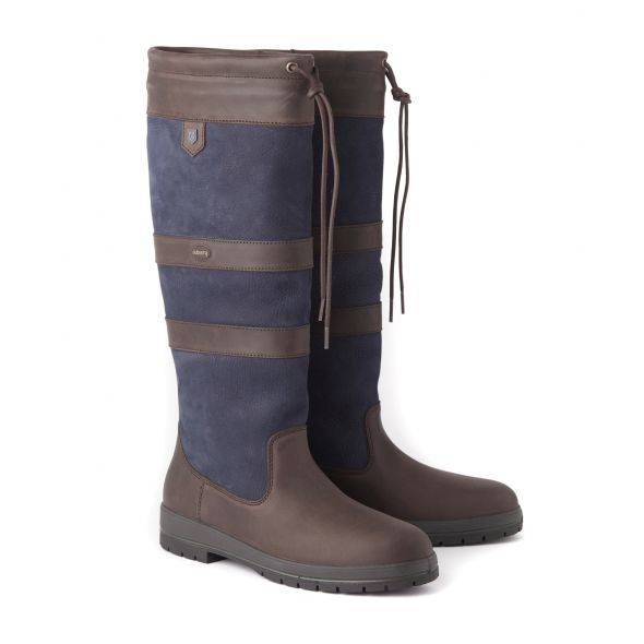 Dubarry Galway Country Boot | Navy
