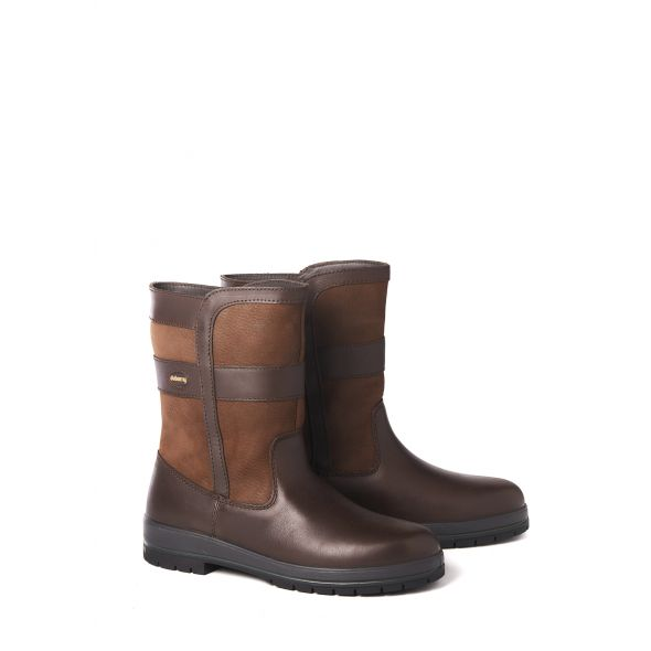 Dubarry Roscommon Country Boot | Walnut