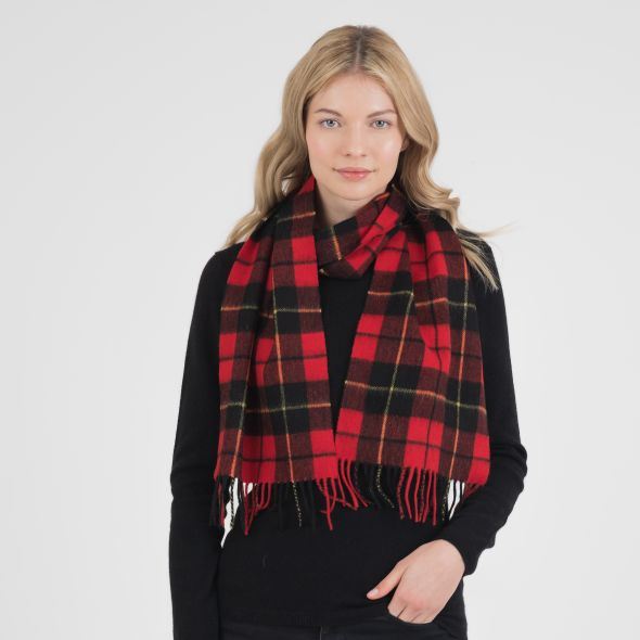 Lambswool Scarf | Wallace