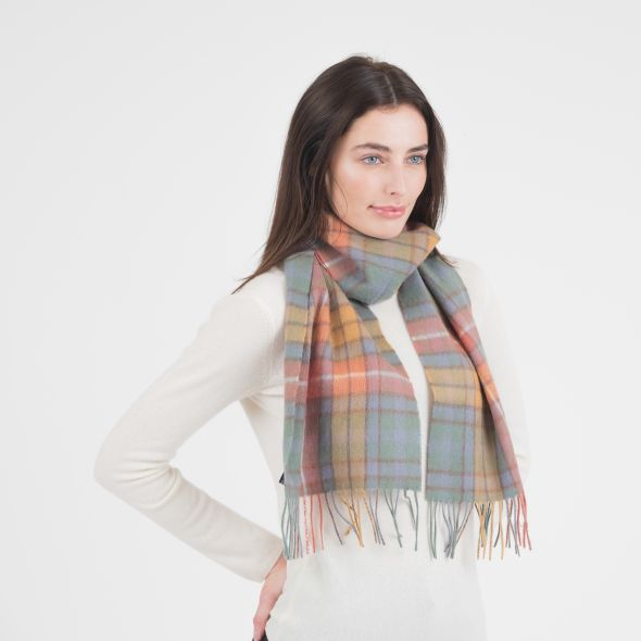 Lambswool Scarf | Antique Buchanan