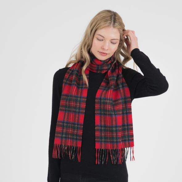 Cashmere Scarf | Official Royal Stewart
