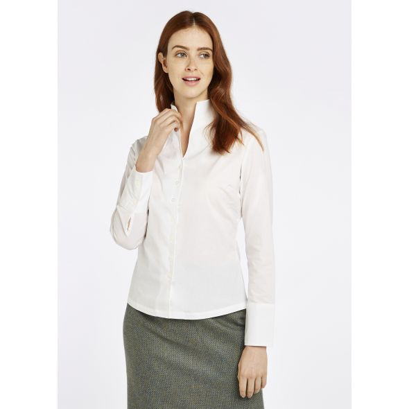 Dubarry Snowdrop Shirt | White