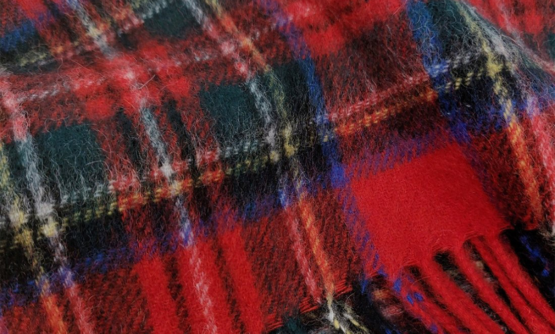 Lambswool Tartans